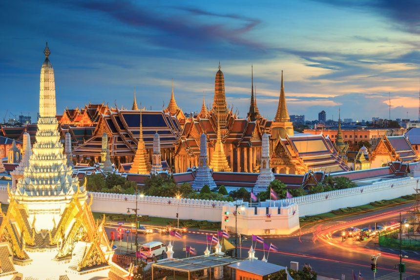 Thailand - Postcards